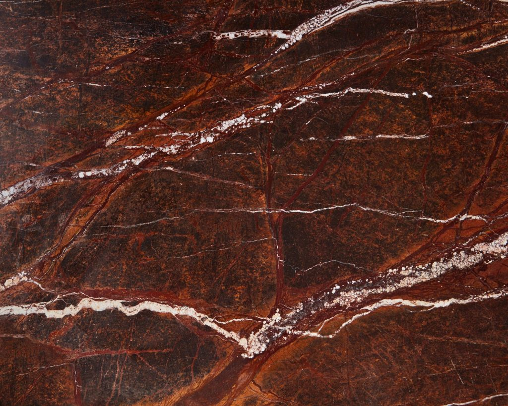 Close up texture of natural stone marble background. Top view. Space for your creavity